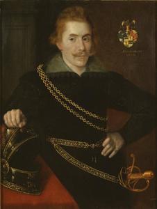 Portret van Jacob de la Gardie (1583-1652)