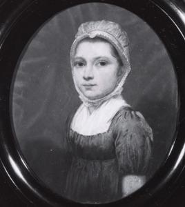 Portret van Sophia Cornelia de Koningh ( -1823)
