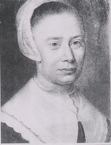 Portret van Jacoba van Remstra