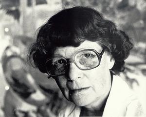 Portret van Hetty Kluytmans (1917-)