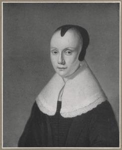 Portret van Catharina Brouwer (....-....)