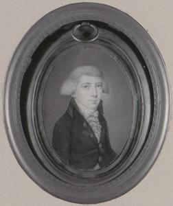 Portret van Johan Arnold Zoutman (1769-1807)