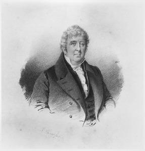 Portret van Jan van Pallandt (1776-1844)