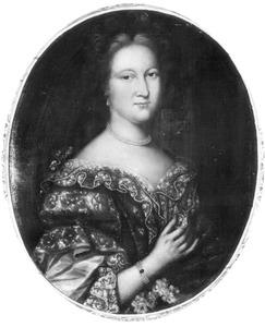 Portret van een vrouw uit de familie Balguerie