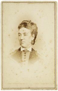 Portret van Maria Jacoba van der Lek de Clercq (1844-1923)