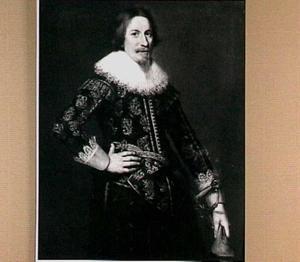 Portret van Frans van Eysinga (1594-1661)