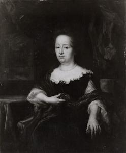 Portret van Maria van Groenendijck (1646-1690)