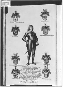 Portret van Reinout van Tuyll van Serooskerken ( -1652)