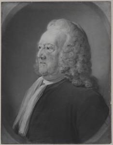 Portret van Arent van der Waeyen (1685-1767)