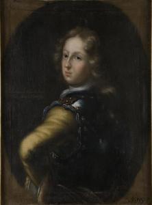 Portret van Karl Vilhelm (1679-1738)