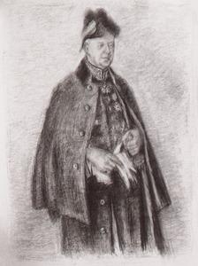 Portret van Augustinus Bernardus Gijsbertus Maria van Rijckevorsel (1882-1957)