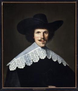Portret van Jan Cornelisz. Pronck