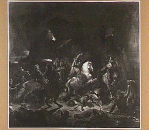 De nederlaag van Hannibal bij Zama