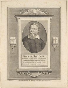 Portret van Bartel Louwer (....-....)