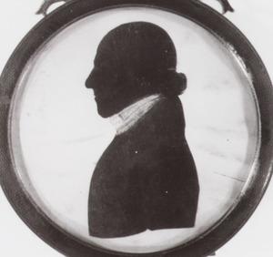 Portret van Albert Meursinge (1756-1840)