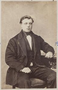Portret van Roelof Klazes Lettinga (1845-1917)
