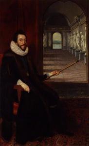Portret van Thomas Howard, 14th Earl of Arundel (1585-1646)