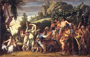 De triomf van Bacchus