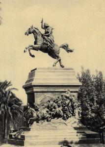 Monument voor Anita Garibaldi