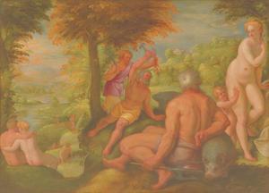 Bijeenkomst van de Goden: de liefde van de Goden