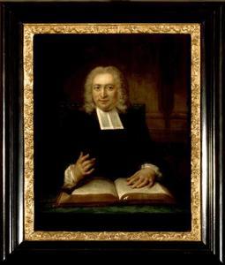 Portret van een man, waarschijnlijk Gilles van den Bempden (1697-1748)