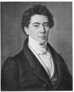 Portret van Unico Wilkens (1795-1865)