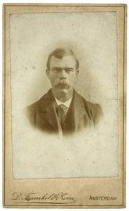Portret van Piet Spee