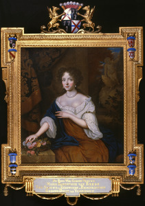 Portret van Maria Duyst van Voorhout (1662-1754)