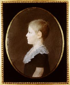 Portret van Gerrit Bosch (1804-1826)