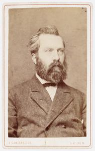 Portret van Jan Plemp (1838-1892)