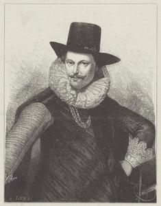 Portret van Laurens Reael (1583-1637)