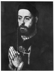 Portret van Don Juan de Zuniga y Avellanda