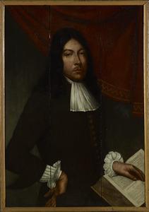 Portret van waarschijnlijk Wycher Oosting (1618-1690)