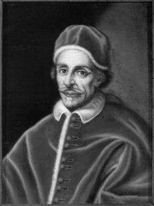 Portret van Benedetto Odeschalchi (1611-1689), paus Innocentius XI