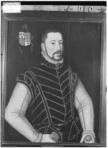 Portret van Philibert van Serooskerke (1537-1579)