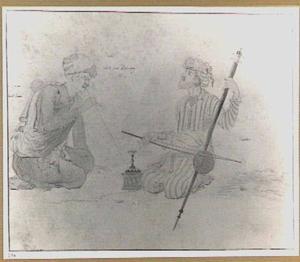 Twee Turkse muzikanten