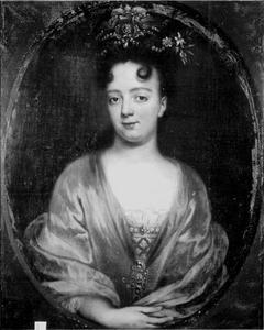 Portret van Isabella Charlotte van Nassau-Dietz (1692-1757)