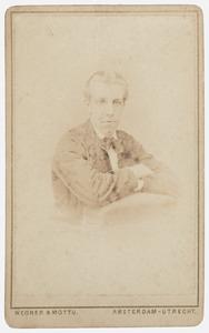 Portret van H. Wesseling
