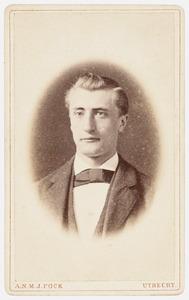 Portret van G. Pekelharing