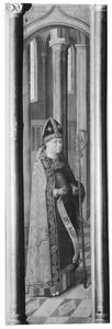 De H. Leander, aartsbisschop van Sevilla