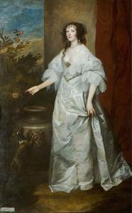 Portret van Isabella, Lady De La Warr (?-?)