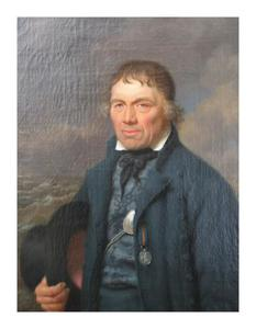 Portret van Frans Naerebout (1748-1818)