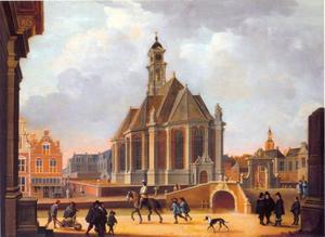 De Nieuwe Kerk aan het Spui te Den Haag