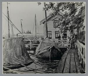 Jachthaven 'Het IJ' te Amsterdam