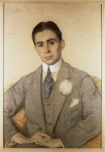 Portret van Rudolf Siegenbeek van Heukelom (1884-1936)