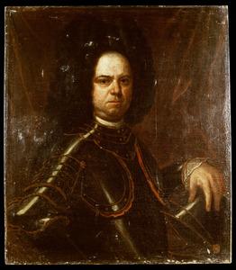 Portret van Quintinus Sabe ( -1720)