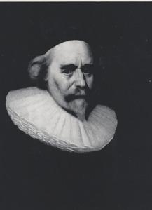 Portret van Johan van den Sande (1568-1638)