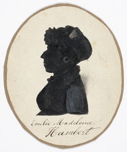 Portret van Emilie Madeleine Humbert de Superville (1766-1850)