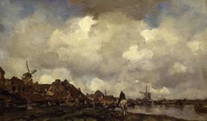 Dorp in de buurt van Schiedam