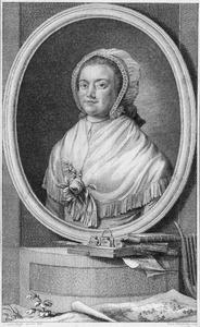 Portret van Elisabeth Maria Post (1755-1812)